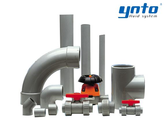 CPVC SCH80(氯化聚氯乙烯)管路系统