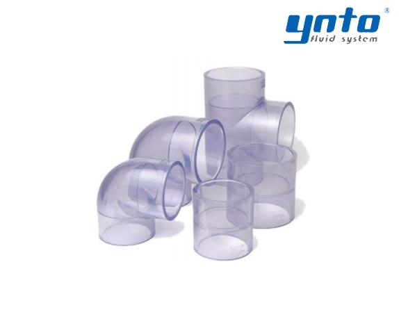 透明(聚氯乙烯)管路系统