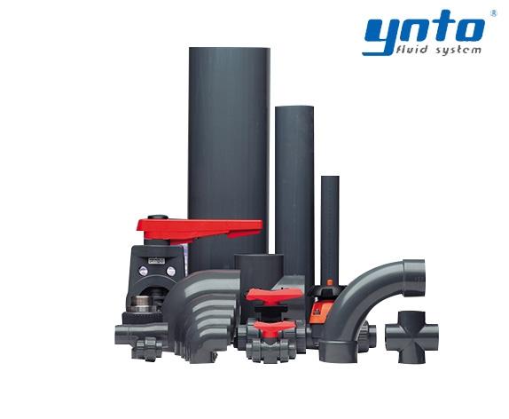 PVC SCH80(聚氯乙烯)管路系统
