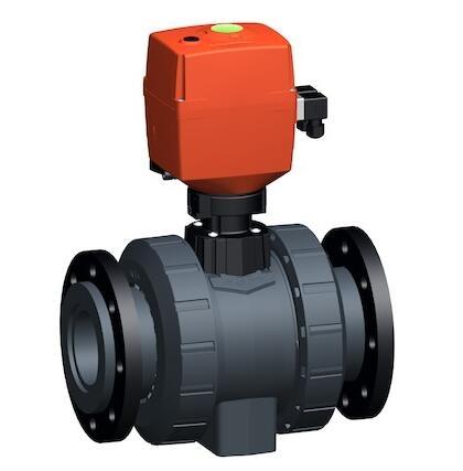 179型PVC-U,100-230V电动球阀